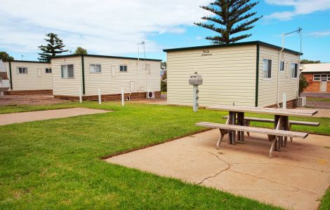 Whyalla Foreshore Holiday & Caravan Park, Spencer Gulf, SA