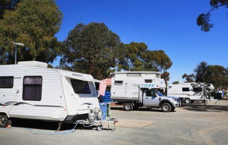 Kalgoorlie Goldfields Holiday & Caravan Park, Burt St