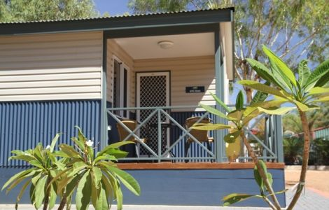 Wintersun Caravan and Tourist Park Holiday Park, Carnarvon