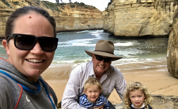 Little Family, Big Lap: A 'Choose Your Own Adventure' Holiday
