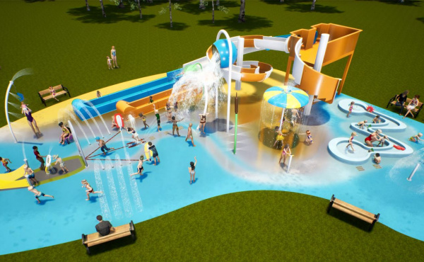Discovery Parks - Echuca opens new waterpark