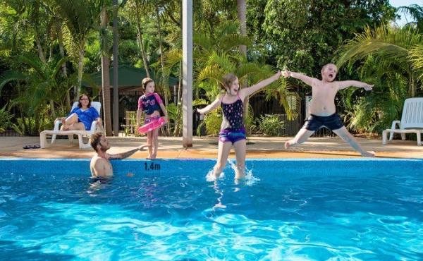 Amazing Aussie family holidays