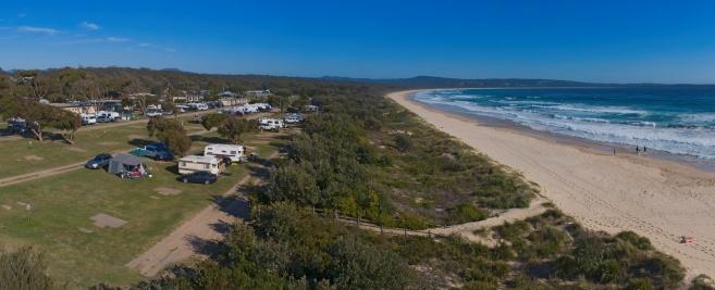 Pambula Beach Holiday & Caravan Park, New South Wales