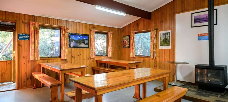 Cradle Mountain Economy Dorm (Shared Amenities)