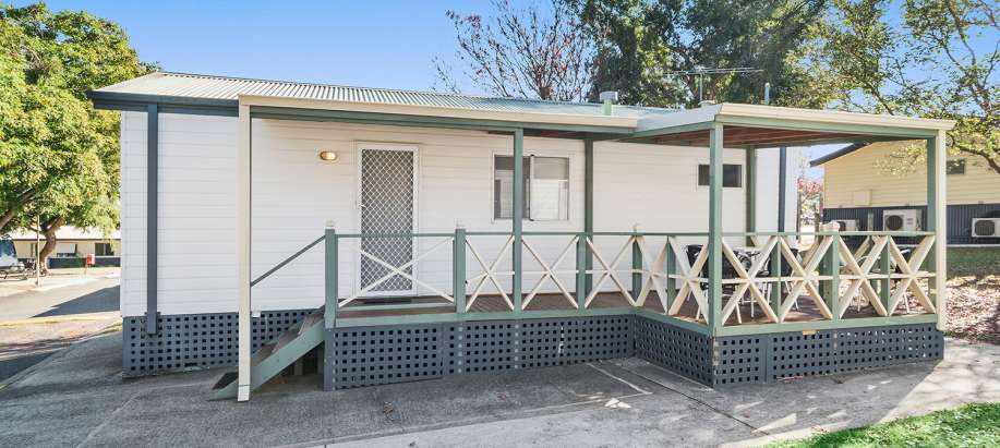 Swan Valley Standard 2 Bedroom Cabin