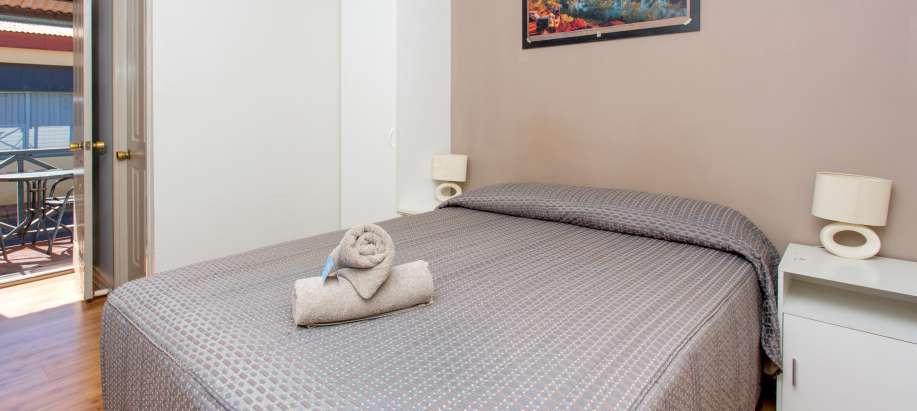 Port Hedland Pilbara Economy Motel Room