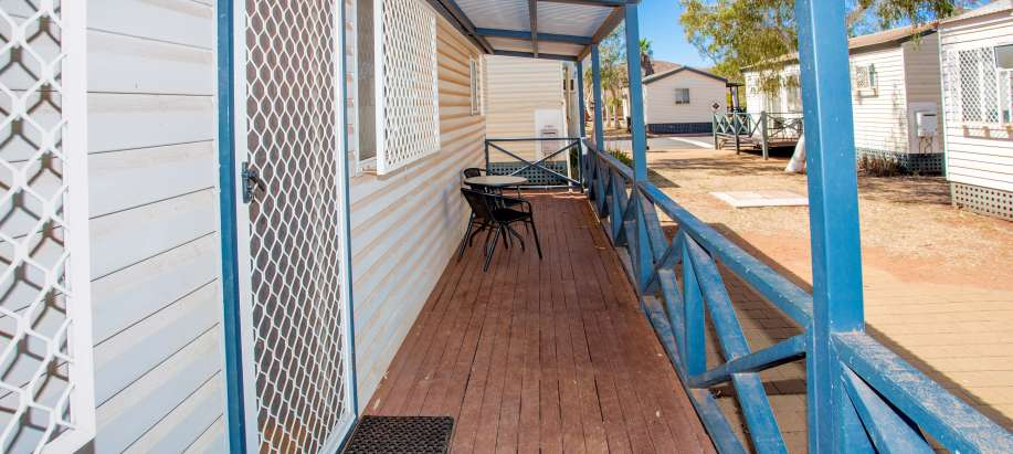Pilbara Superior Cabin - Sleeps 4