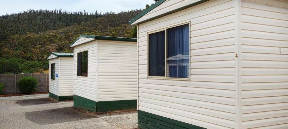 Hobart Standard Studio Cabin - Double - Sleeps 4