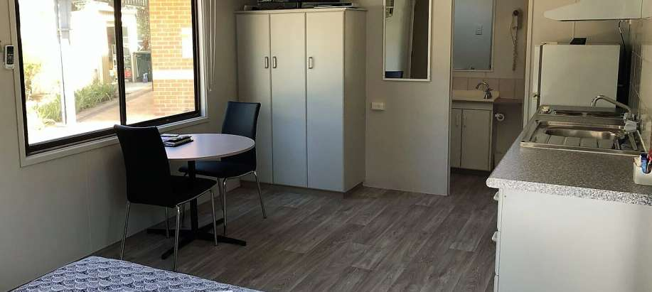 Perth Airport South East Standard Studio Cabin