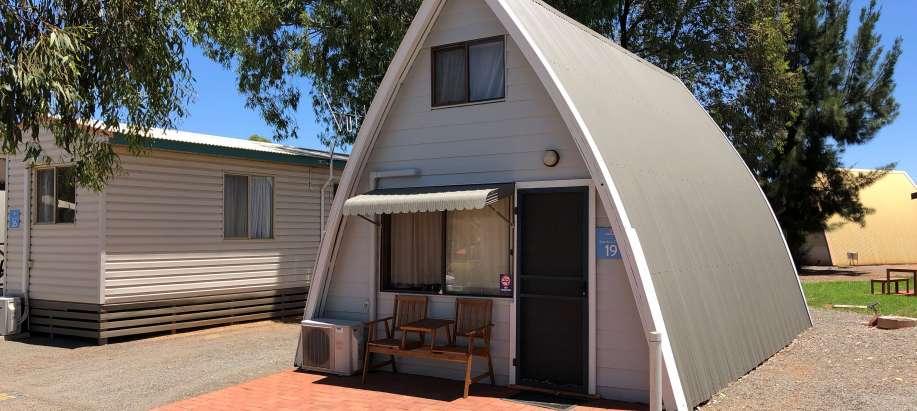 Kalgoorlie Goldfields Burt St Kalgoorlie-Boulder Standard Cabin