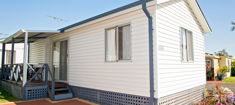Bunbury Village Bunbury South West Superior 2 Bedroom Cabin