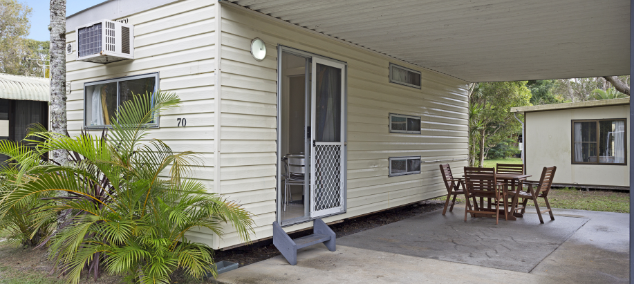 Byron Bay North Coast Standard 1 Bedroom Cabin
