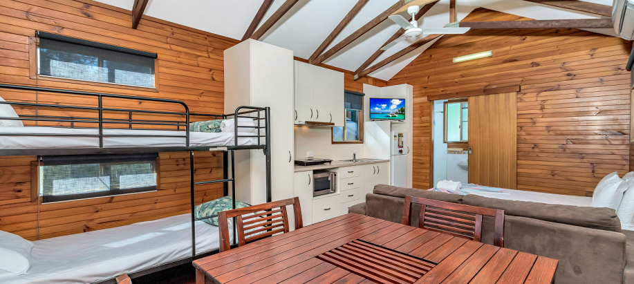Whitsunday Coast Standard Studio Cabin