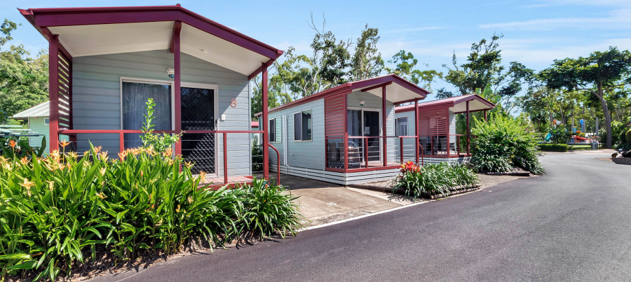 Whitsunday Coast Superior 1 Bedroom Cabin - Sleeps 4