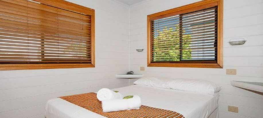 Ballina North Coast Superior 2 Bedroom Cabin - Sleeps 6