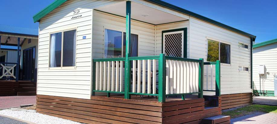 Standard 2 Bedroom Balcony Cabin