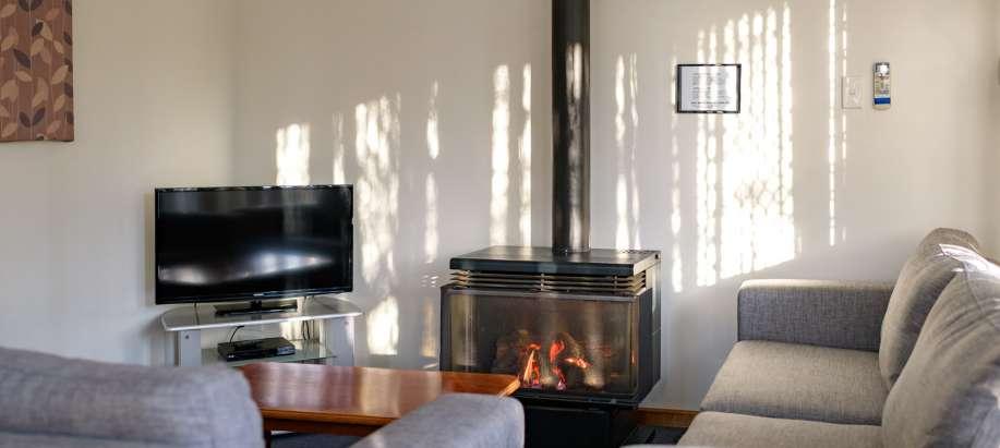 Hobart Deluxe Cabin