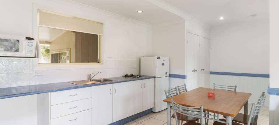 Coolwaters Yeppoon Capricorn Coast Standard 3 Bedroom Unit