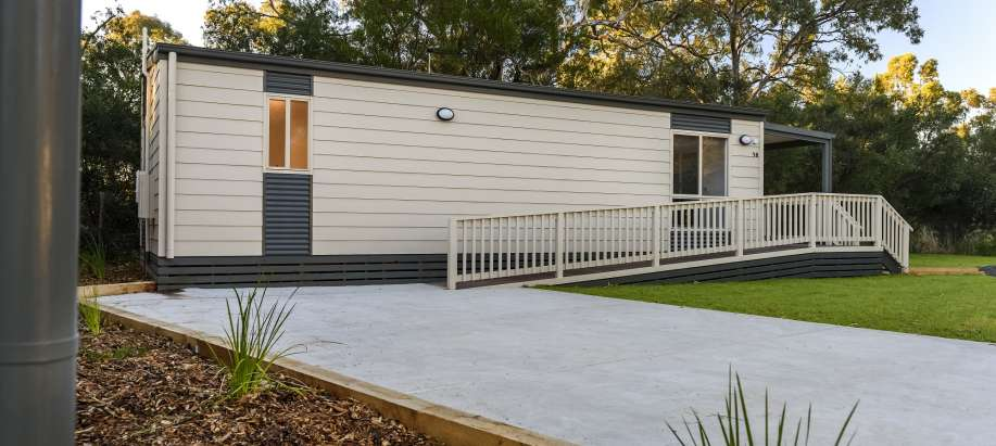 Tanunda Superior 2 Bedroom Access Cabin - Sleeps 5