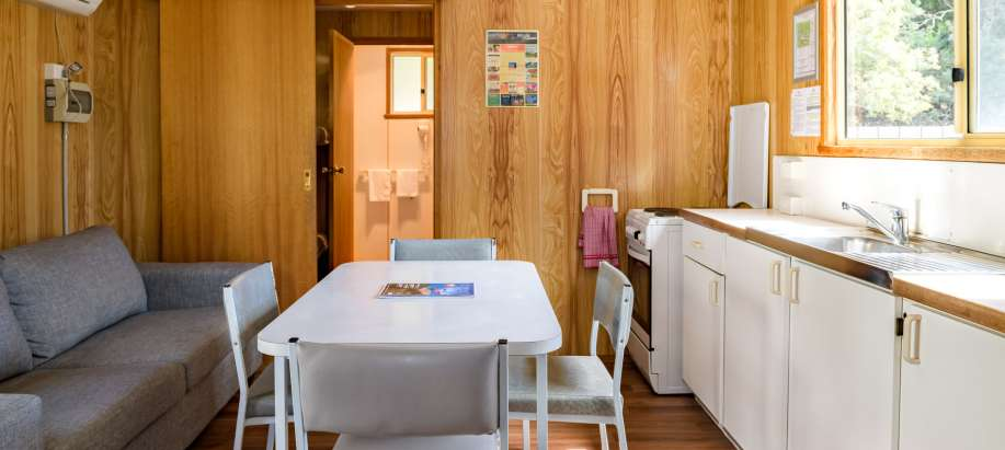 Economy Cabin - Pet Friendly