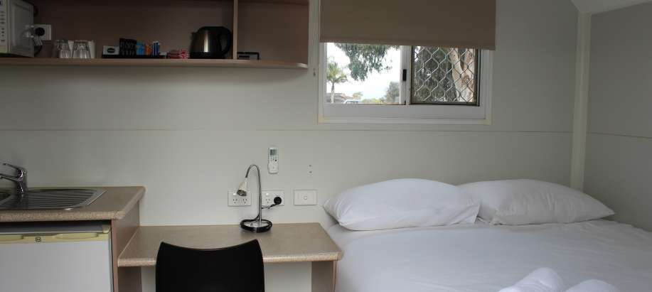 Bunbury South West Standard Van - Sleeps 2