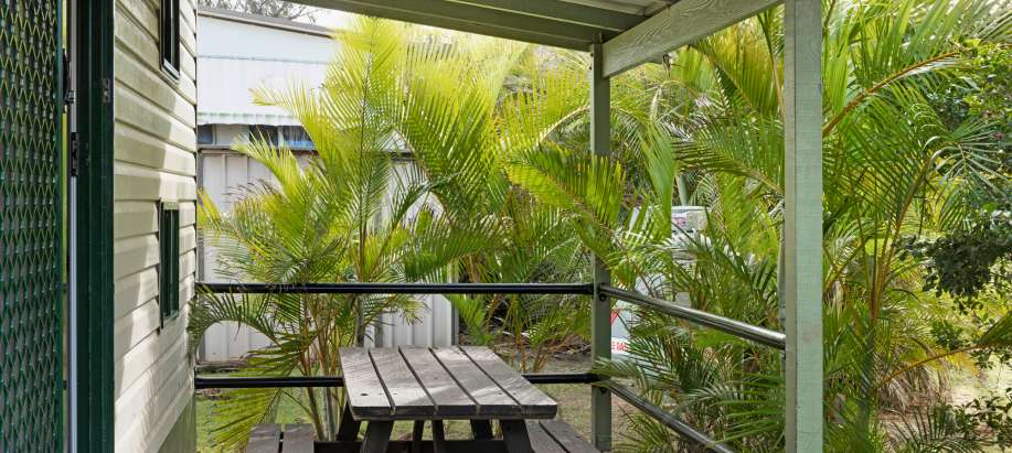 North Coast Standard Studio Cabin - Sleeps 4