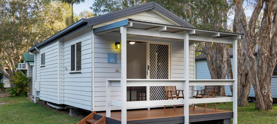 North Coast Standard 2 Bedroom Cabin