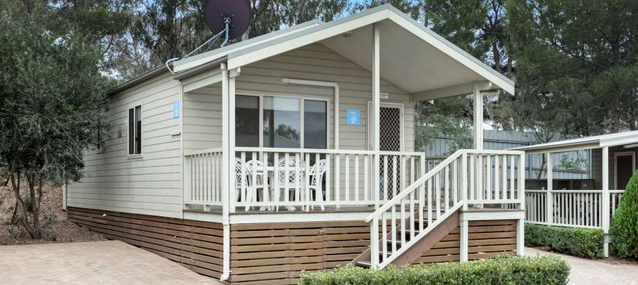 Dubbo Orana Superior 2 Bedroom Cabin - Sleeps 6