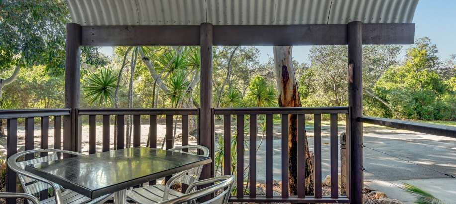 Coffs Harbour Standard 1 Bedroom Cabin