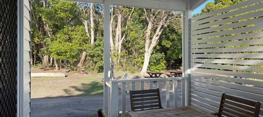 Coffs Harbour Superior 2 Bedroom Duplex Cabin