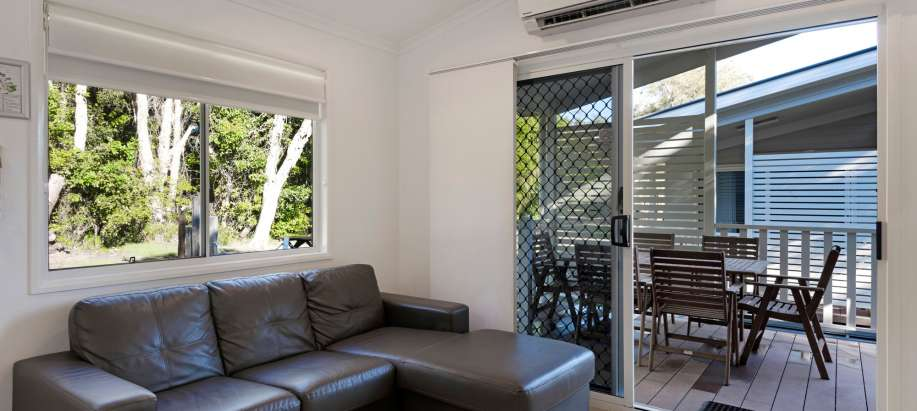 Emerald Beach Coffs Harbour Superior 2 Bedroom Duplex Cabin