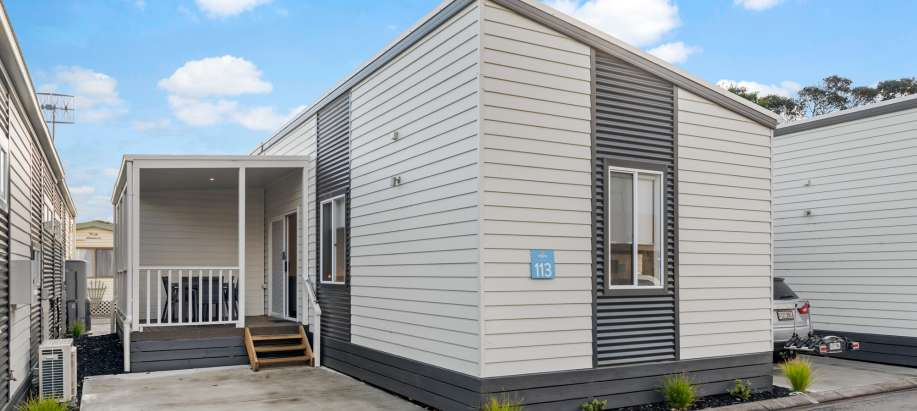 Great Ocean Road Deluxe 2 Bedroom Cabin