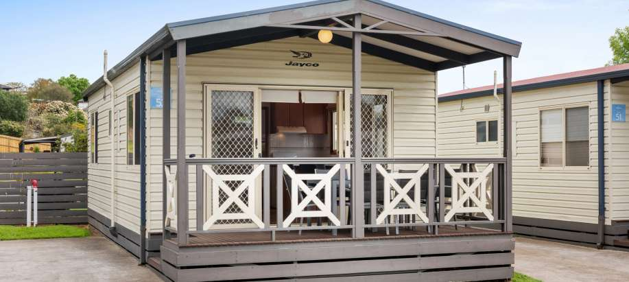 Geelong Standard 2 Bedroom Cabin