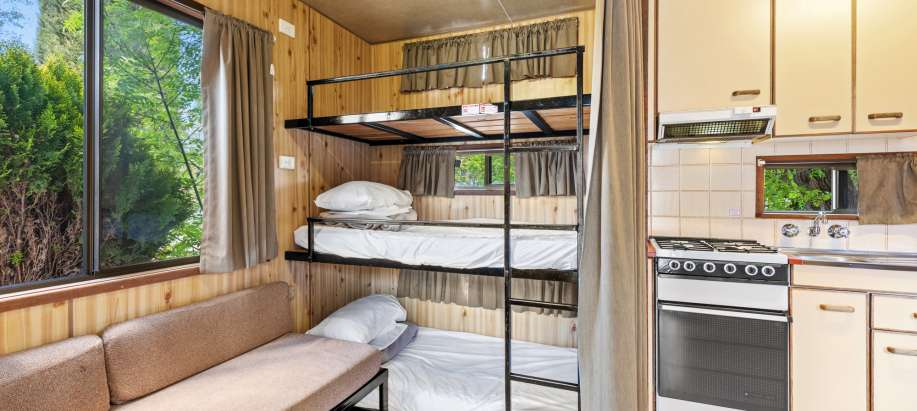 Standard Studio Cabin - Sleeps 4