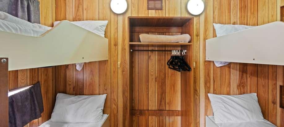 Albury Wodonga Economy Cabin
