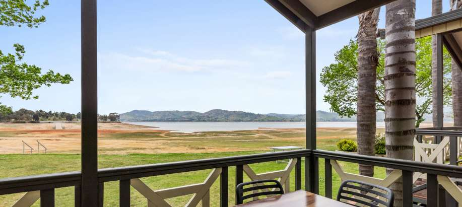 Lake Hume Albury Wodonga Superior 2 Bedroom Cabin - Sleeps 5