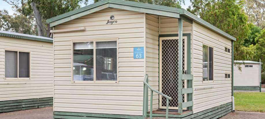 Clare Valley Standard 1 Bedroom Cabin