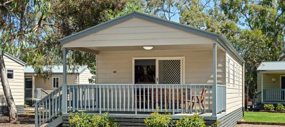 Barossa Valley Tanunda Deluxe 2 Bedroom Balcony Cabin