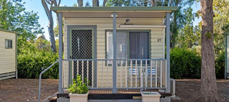 Barossa Valley Tanunda Economy 1 Bedroom Cabin - Pet Friendly