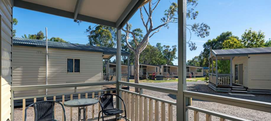 Barossa Valley Tanunda Standard 1 Bedroom Cabin - Pet Friendly