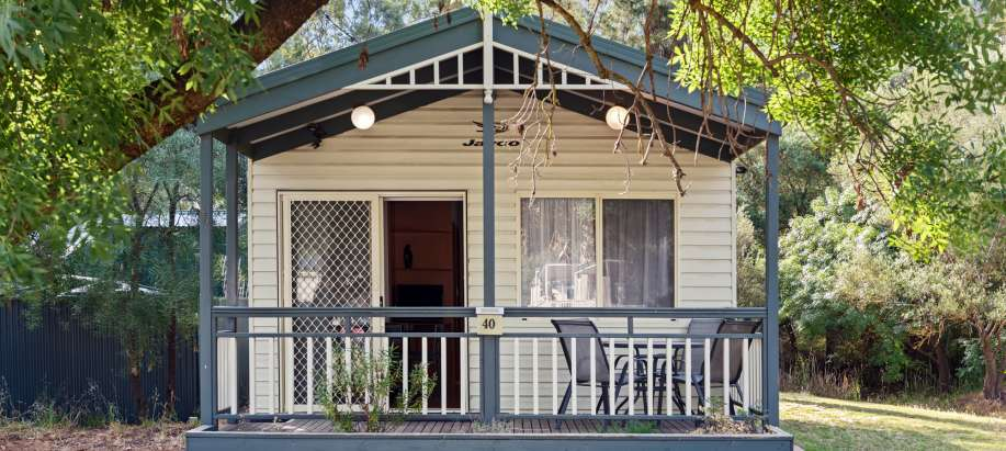 Barossa Valley Tanunda Standard 2 Bedroom Cabin