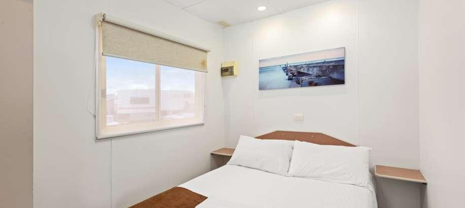 Adelaide Economy Cabin - Sleeps 6