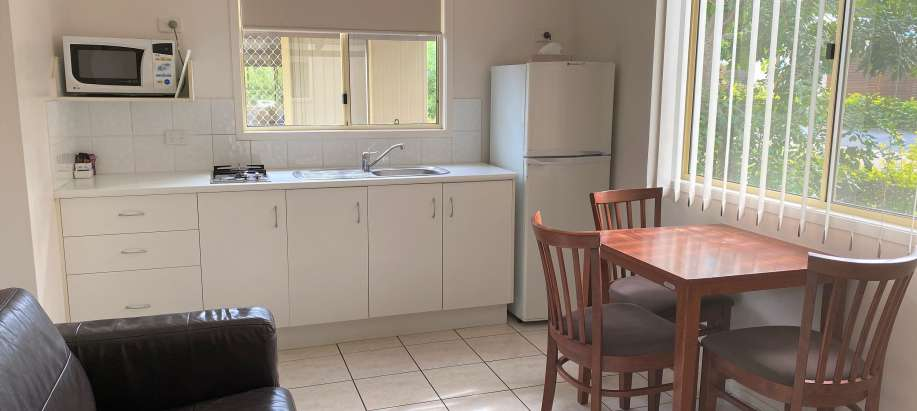 Capricorn Coast Economy 1 Bedroom Unit
