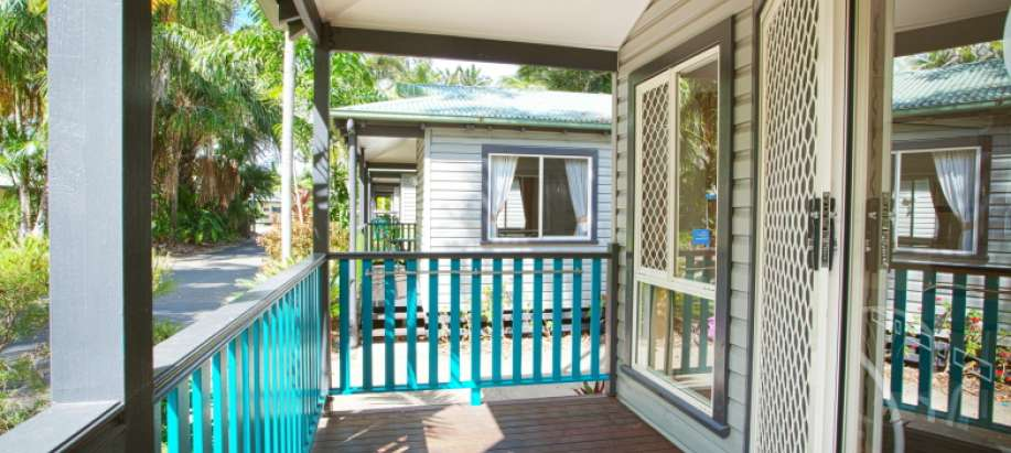 Rockhampton Capricorn Superior 2 Bedroom Cabin