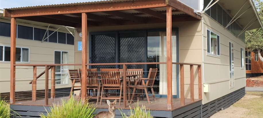 Sapphire Coast Superior 2 Bedroom Cabin - Sleeps 4