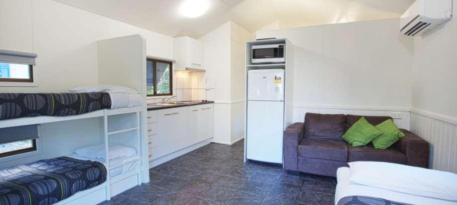 Capricorn Standard Studio Cabin