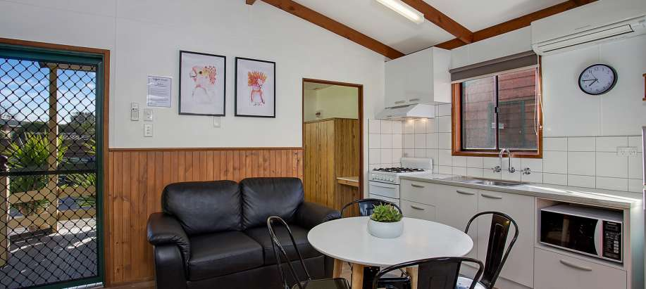 Port Fairy Two Bedroom Family Cabin