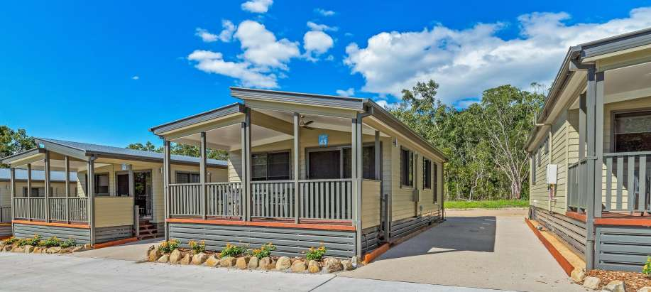 Whitsunday Coast Deluxe 2 Bedroom Cabin