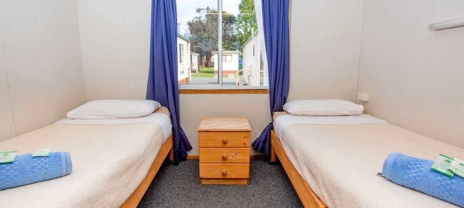 Hadspen Launceston-Tamar Valley Economy Cabin - 4 Berth