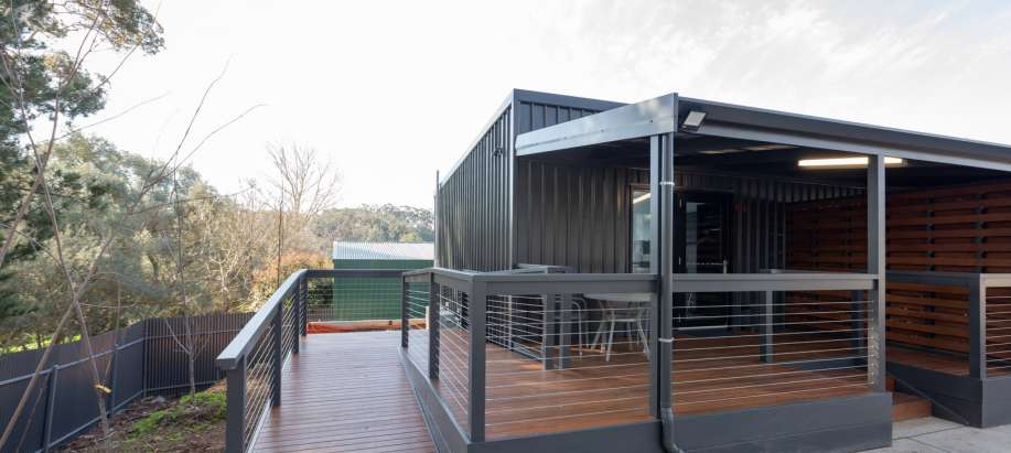 Adelaide Hills Studio Unit - 1 Queen (Limited Mobility)